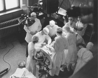 75th Anniversary of 'blue baby' surgery