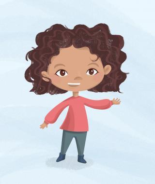 Illustration of Penelope