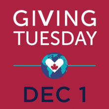 Giving Tuesday December 1